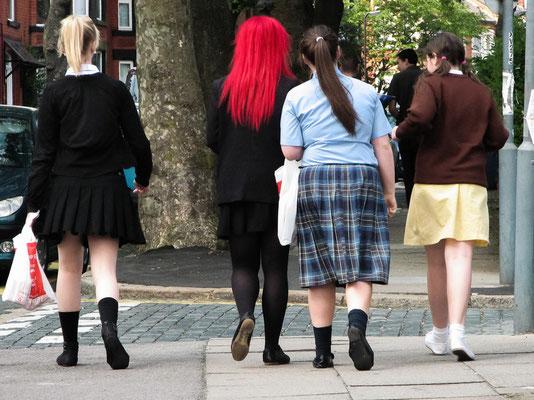 Schoolgirls, 2010
