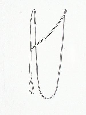 Wurf 9, 2010, Inkjetprint, 42 x 59,4 cm