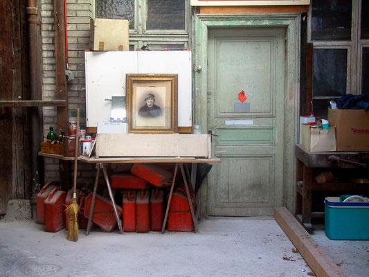 Hinterhof, 2005