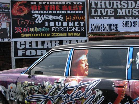 Jimi Hendrix, 2010