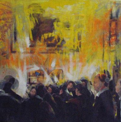 Abb.2: Jiny Lan, I O Cultural Network e.V. , Teilnahme an der Shanghai Biennale 2012