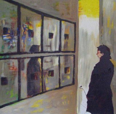 Abb.3: Jiny Lan, I O Cultural Network e.V. , Teilnahme an der Shanghai Biennale 2012