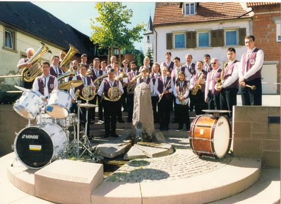 Musikverein Helmsheim 1998