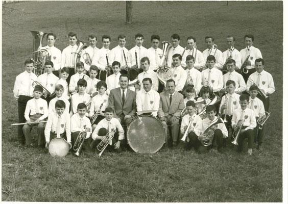 Musikverein Helmsheim 1968