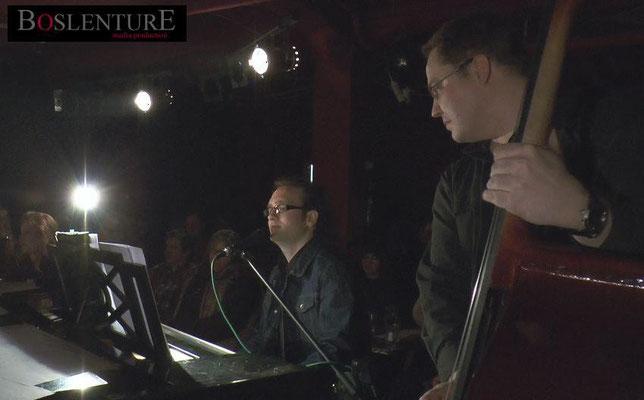 Martin & Volker Wietzorek bei einem Konzert im März 2013