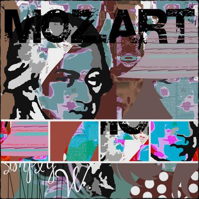 Mozart brown