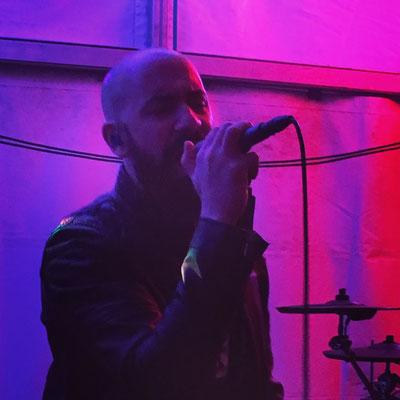 Kevin Thiede - Rocksänger