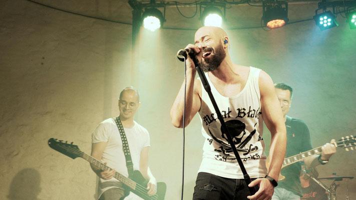 Kevin Thiede - Rocksänger Balingen