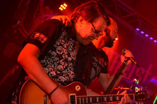 Kevin Thiede - Live als Rocksänger