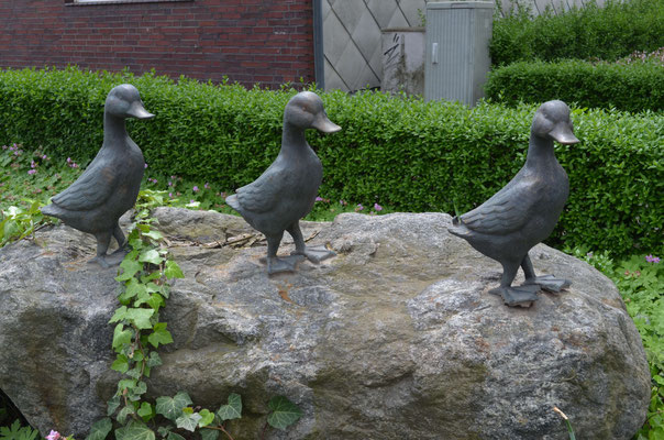 Die Kelzer Enten