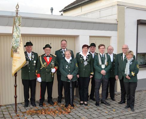 St. Michael Schützenbruderschaft Kelz