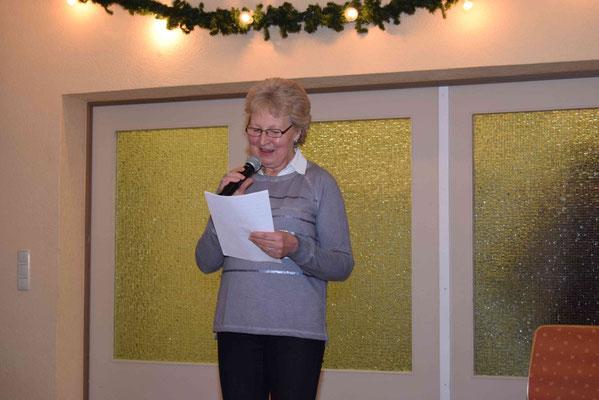 Vortrag Maria Klein