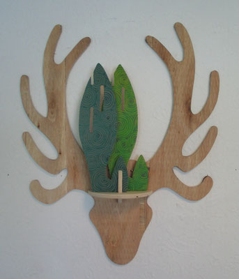 natura morta silvae IV (Indianer)