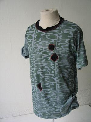 """T-Shirt Modell """"after war"""""""