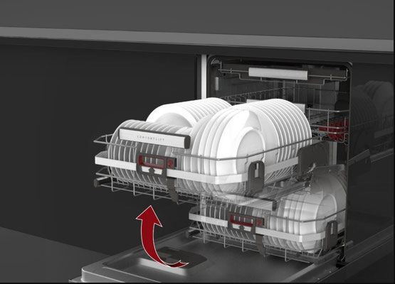 AEG Comfort Lift Spülmaschine