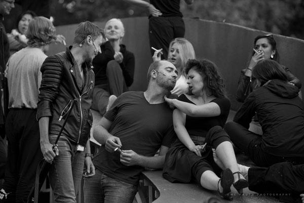 Proben zu Carmen, Kammeroper Schloss Rheinsberg 2017, (c) Uwe Hauth Photography