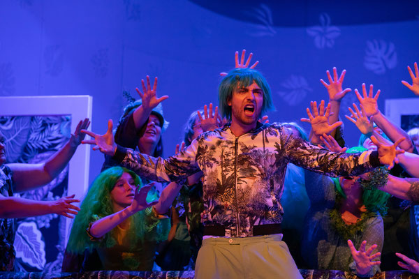 Als Figaro in Figaros Hochzeit, Opernakademie Bad Orb, (c) Gerd Heinzl