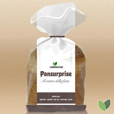 """Pansurprise® """"Multicereali"""" confezionato"""