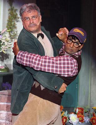 Mushnik und Sohn - Martin Berger und Ramesh Nair
