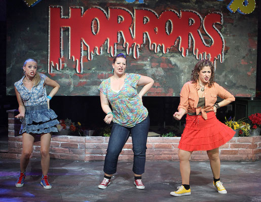 Prolog/ Little Shop of Horrors - mit Linda Hold und Maike Katrin Merkel