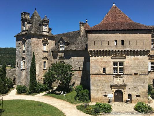 Château de Cénevières | © Lot Tourisme C. Séguy