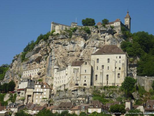 Rocamadour © Lot Tourisme - E. Ruffat