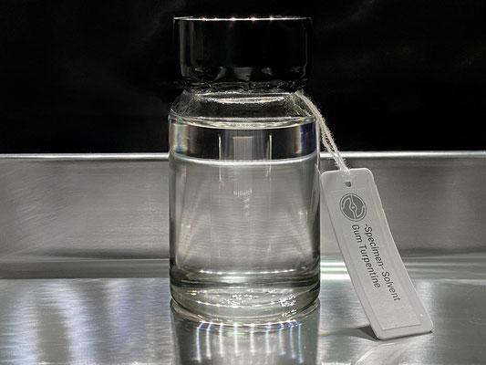 ガムテレピン油のサンプル