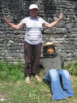 Sandra et D.D. la Coule-Douce