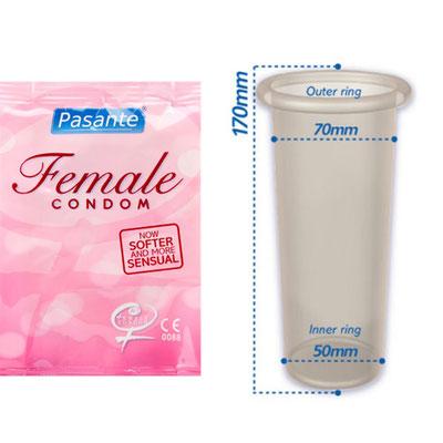 Frauenkondom