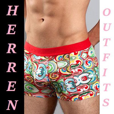 erotische Herrenbekleidung