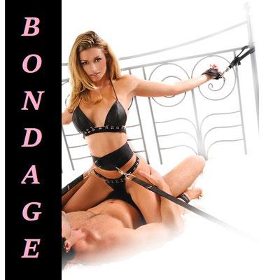 Bondage und SM Artikel online kaufen