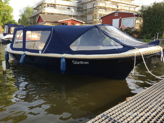 Floß, Partyboot