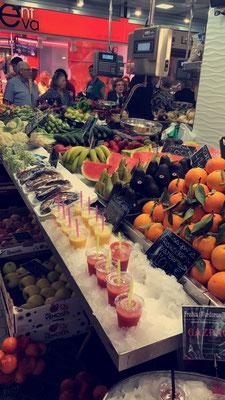 Food Market in Valencia
