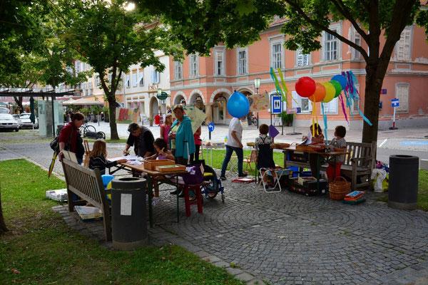 Flanieren & RAdieren in der Altstadt Bad Radkersburg