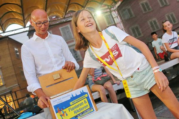 Flanieren & RAdieren Bad Radkersburg, Musik liegt in der Luft – Jugend und Natur