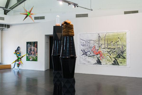 Q-Galerie (mit Julia Wenz), Schorndorf, März 2018