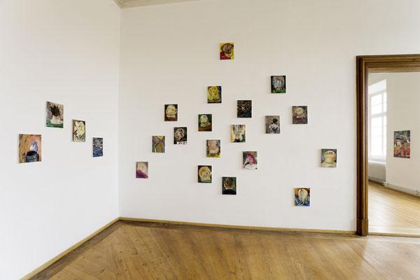 Kunstverein Ellwangen, Oktober 2017 (Foto: Hasenmüller)