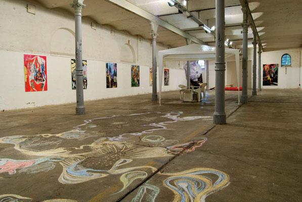Kunstzentrum Karlskaserne, Stallung Ost, Ludwigsburg