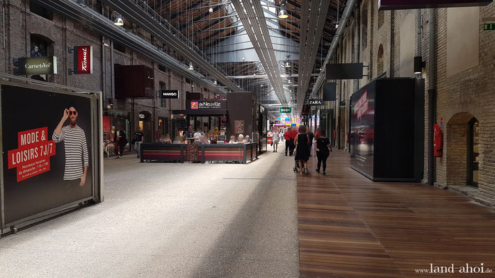 Le Havre Einkaufszentrum Docks Vauban