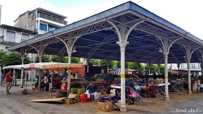 Pointe-a-Pitre Spice Market