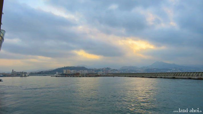 Malaga Hafen