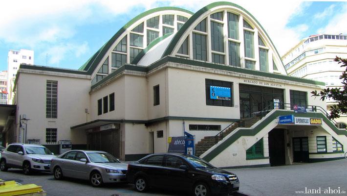 A Coruna Markthalle
