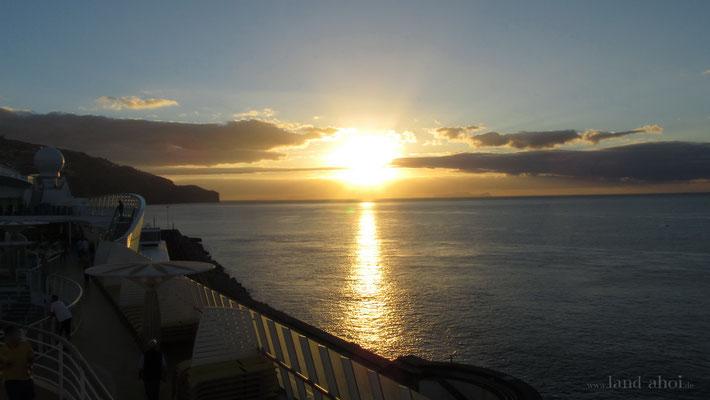 Madeira Funchal Hafen