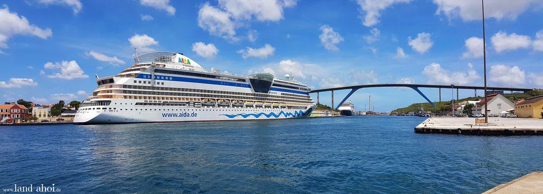Curacao Hafen