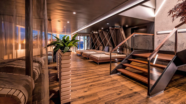 "TUI Cruises gewinnt den ""World's Best Cruise Spa 2020""- Award"