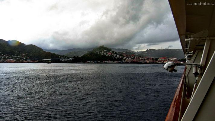 Grenada am frühen Morgen