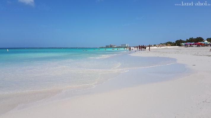 Aruba Oranjestad Eagle Beach