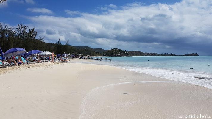 Antigua Jolly Beach