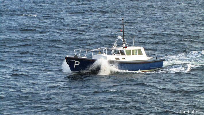 A Coruna Lotsenboot