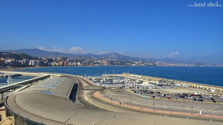 Malaga Liegeplätze